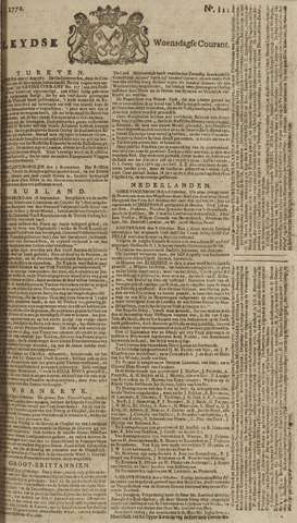 Leydse Courant 1770-10-10