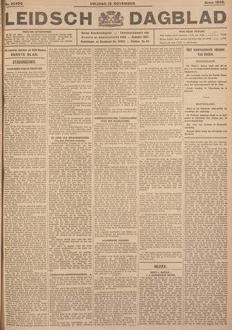 Leidsch Dagblad 1926-11-12