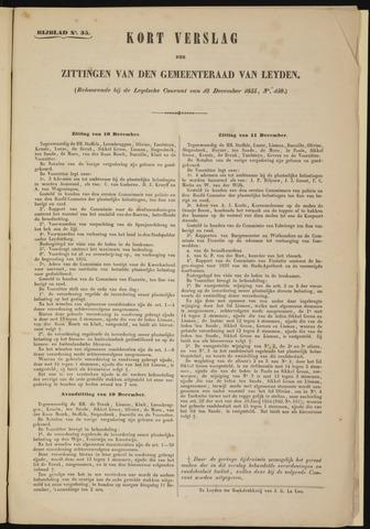 Handelingen van de Raad 1855-12-10