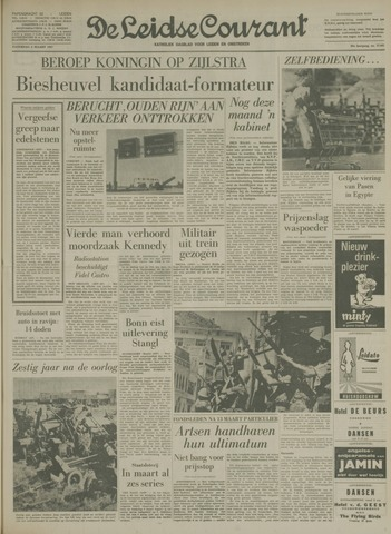 Leidse Courant 1967-03-04
