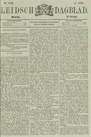 Leidsch Dagblad 1876-10-30