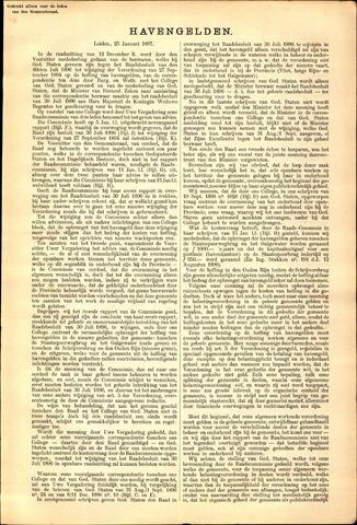 Handelingen van de Raad 1897-01-25