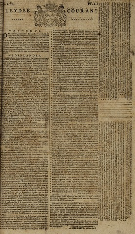 Leydse Courant 1784-10-01