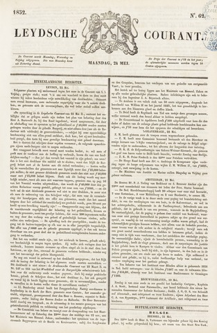 Leydse Courant 1852-05-24