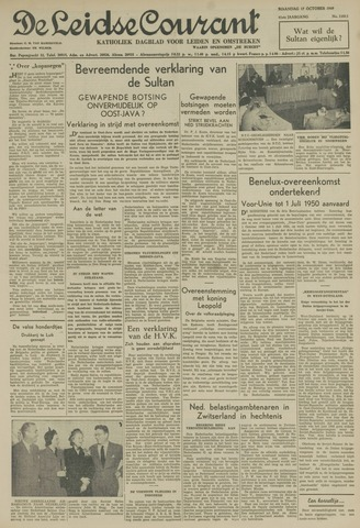 Leidse Courant 1949-10-17