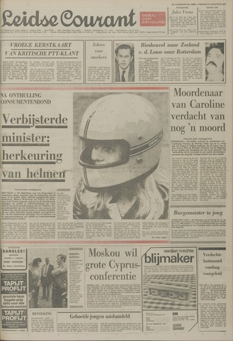 Leidse Courant 1974-08-23