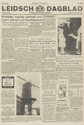 Leidsch Dagblad 1959-01-08