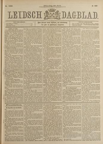 Leidsch Dagblad 1899-07-18