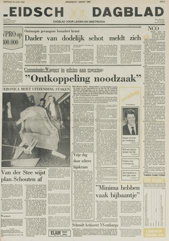 Leidsch Dagblad 1982-06-24