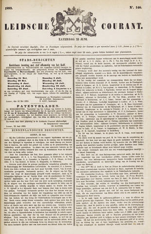 Leydse Courant 1883-06-23