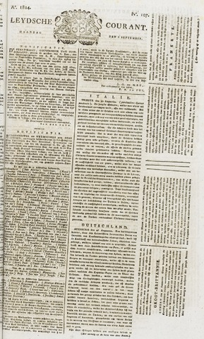 Leydse Courant 1824-09-06