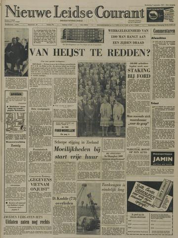 Nieuwe Leidsche Courant 1967-09-07