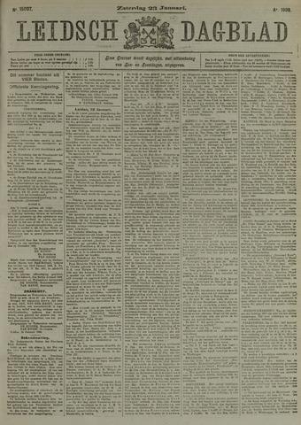 Leidsch Dagblad 1909-01-23