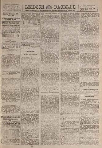 Leidsch Dagblad 1920-08-28
