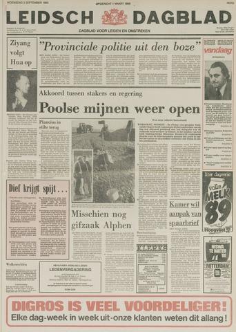 Leidsch Dagblad 1980-09-03