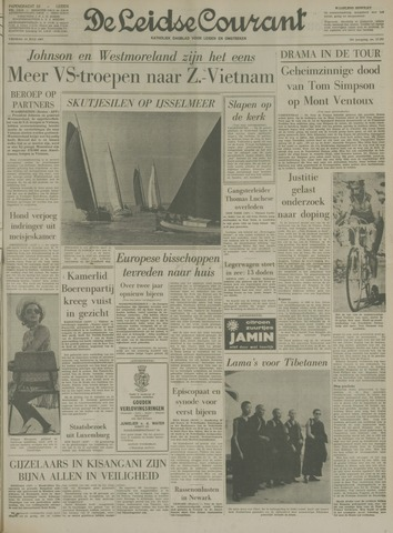 Leidse Courant 1967-07-14