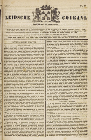 Leydse Courant 1873-02-13