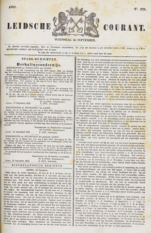 Leydse Courant 1882-09-20
