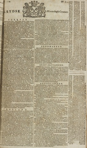 Leydse Courant 1770-09-12