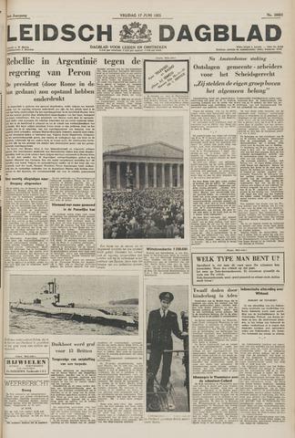 Leidsch Dagblad 1955-06-17