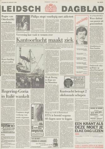 Leidsch Dagblad 1988-01-29