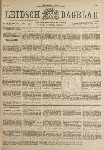 Leidsch Dagblad 1899-07-04