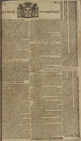Leydse Courant 1771-05-01