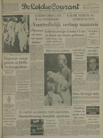 Leidse Courant 1969-07-17