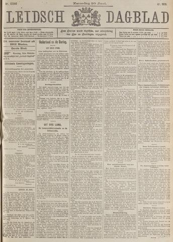 Leidsch Dagblad 1916-06-10