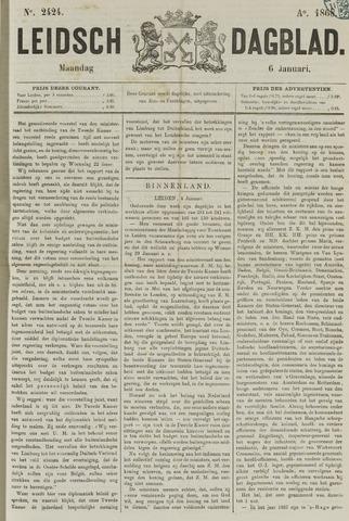 Leidsch Dagblad 1868-01-06