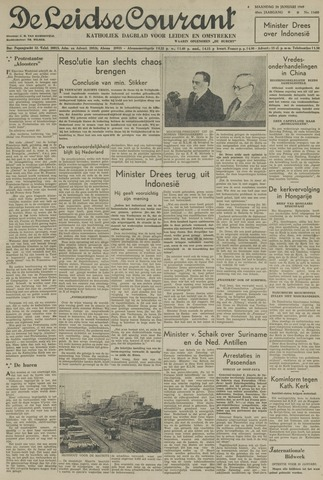 Leidse Courant 1949-01-24