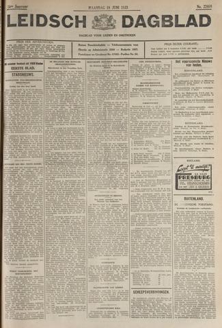 Leidsch Dagblad 1933-06-19