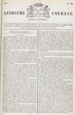 Leydse Courant 1877-09-04