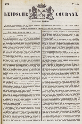 Leydse Courant 1882-06-28