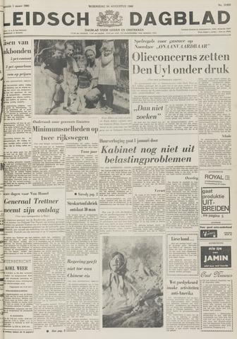Leidsch Dagblad 1966-08-24