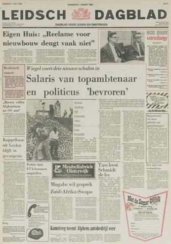 Leidsch Dagblad 1980-07-01