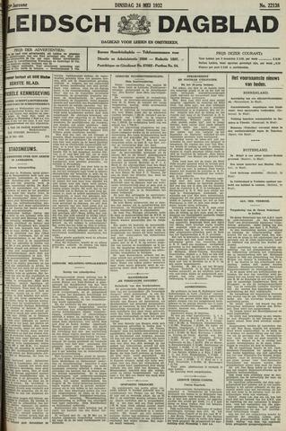 Leidsch Dagblad 1932-05-24