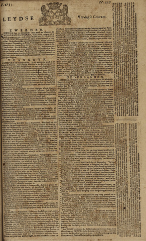 Leydse Courant 1753-09-28