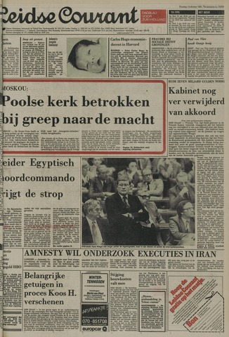 Leidse Courant 1981-10-13