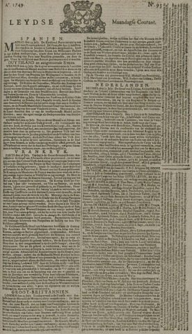 Leydse Courant 1749-08-04