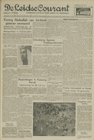 Leidse Courant 1951-07-21