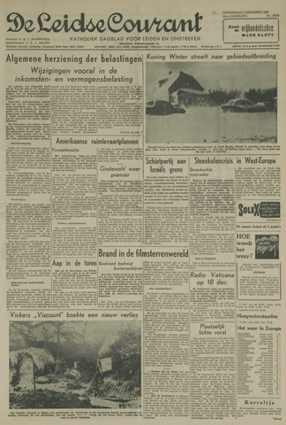 Leidse Courant 1958-12-04