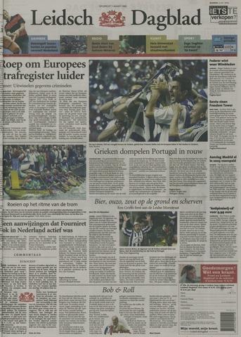 Leidsch Dagblad 2004-07-05