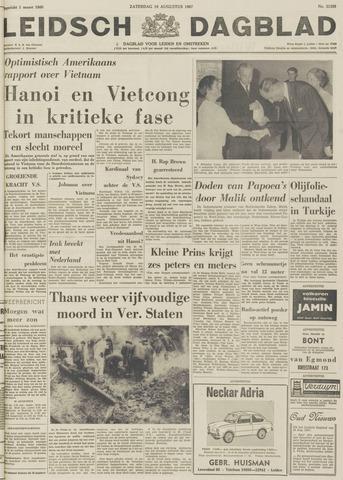 Leidsch Dagblad 1967-08-19