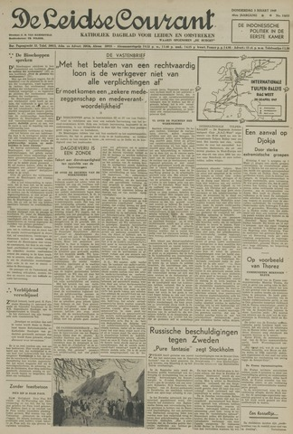 Leidse Courant 1949-03-03
