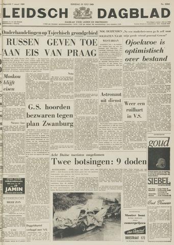 Leidsch Dagblad 1968-07-23