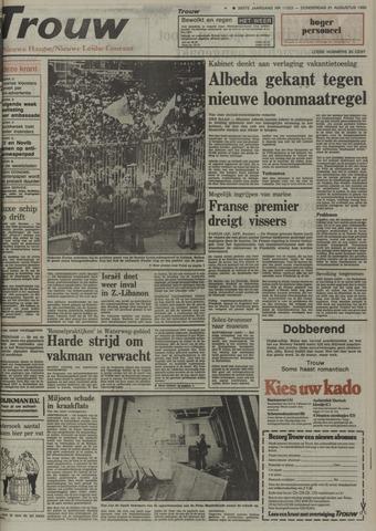Nieuwe Leidsche Courant 1980-08-21