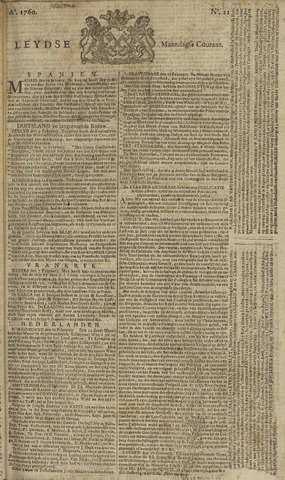 Leydse Courant 1760-02-18