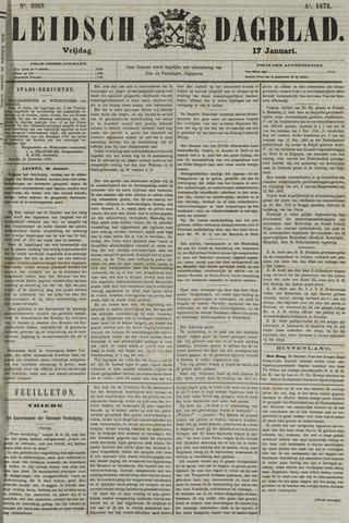 Leidsch Dagblad 1873-01-17