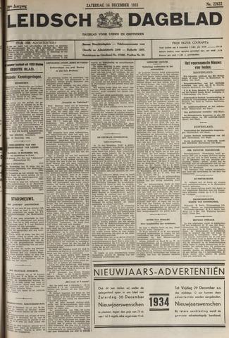 Leidsch Dagblad 1933-12-16